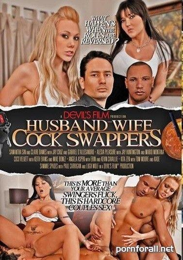 Husband Wife Cock Swappers (2014) DVDRip