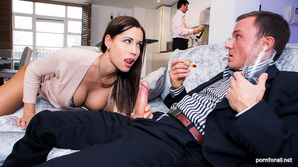 [RealWifeStories.com / Brazzers.com] Satin Bloom (My Horrible Boss' Wife / 12.06.15) SiteRip