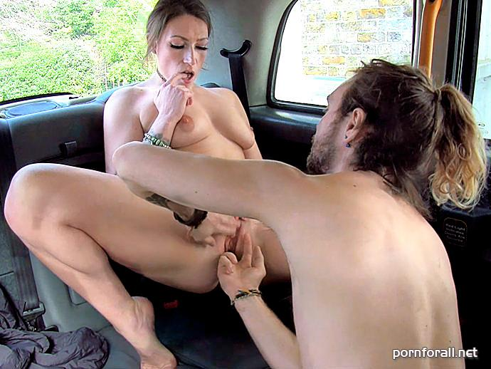 Ava (Sexy driver gets some student cock / 24.03.16) 1080p