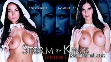Anissa Kate & Jasmine Jae (Storm Of Kings: Part 1 / 24.04.16) 720p