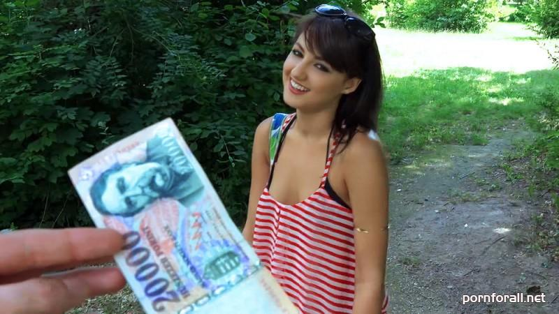 Suzy Rainbow (Hungarian Hottie Pounded Outdoors  2016-08-18) 1080p