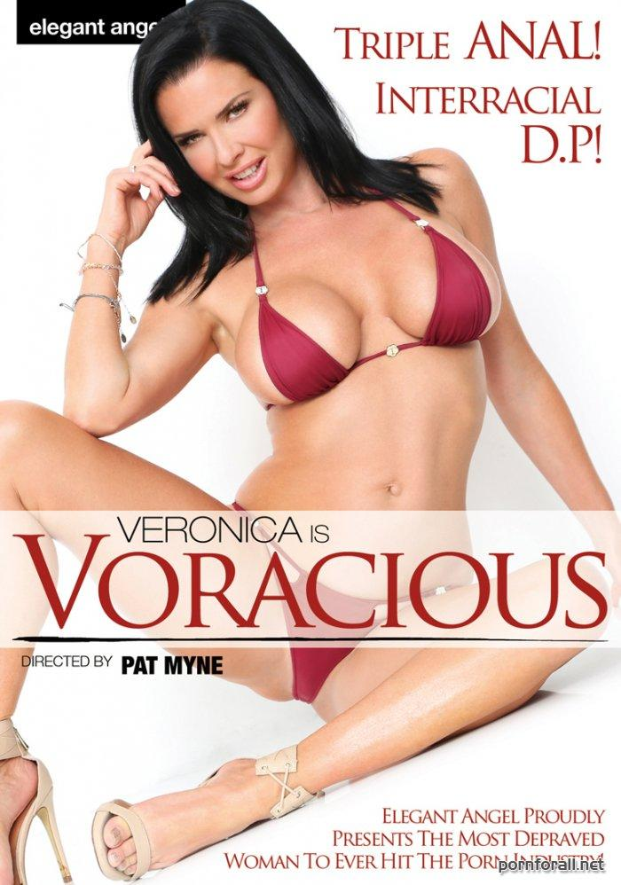 Veronica Is Voracious / Ненасытная Вероника (Pat Myne, Elegant Angel) [2017] HD 720p