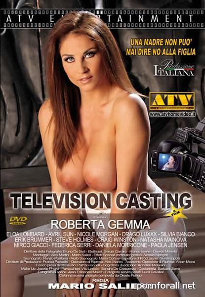 Television casting il film / Кастинг на телевидении (Mario Salieri, ATV Entertainment) [2011 г., Feature, Threesome, MILF, Legal Teens, HDRip 544p]