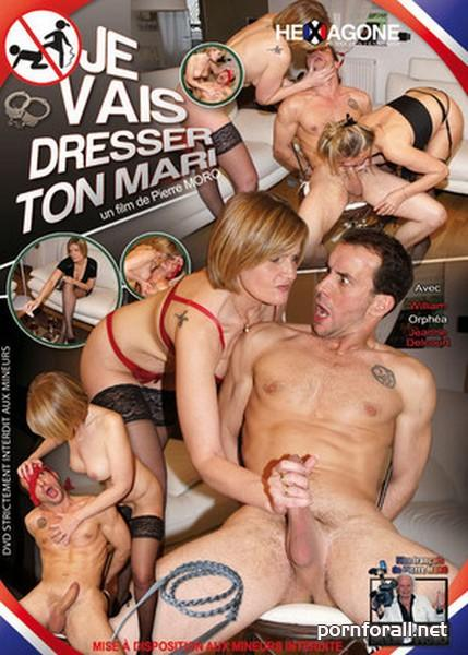 Je vais dresser Ton Mari / Я буду тренировать твоего мужа (Hexagone, Pierre Moro Productions) [2010 г., Gonzo, Amateurs, Anal, Double Penetration, Sex Toys, Lingerie, Cunnilingus, Domination, DVDRip 400p]