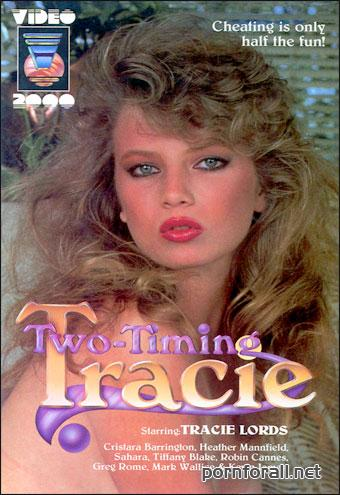 Два отрезка времени Трейси / Two Timing Traci / Two-Timing Tracie (1985) DVDRip