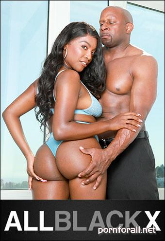 Daya Knight - All Anal Ebony Booty (2020) SiteRip